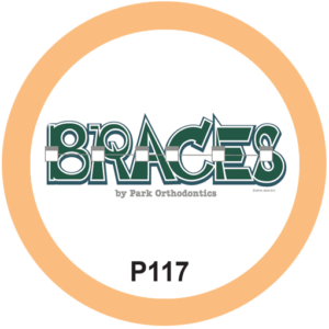 Braces Orthodontist T-Shirt Design