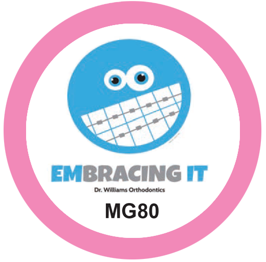 Embracing it Orthodontist T-Shirt Design