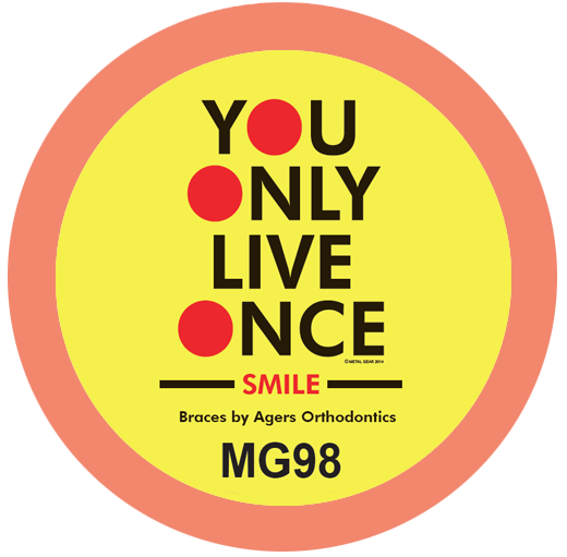 You Only Live Once Orthodontist T-Shirt Design