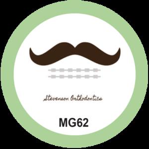 Mustache Orthodontist T-Shirt Design