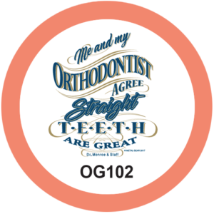 Orthodontist Agree Orthodontist T-Shirt Design