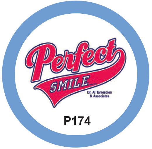 Perfect Smile Orthodontist T-Shirt Design
