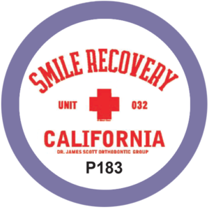 Smile Recovery Orthodontist T-Shirt Design
