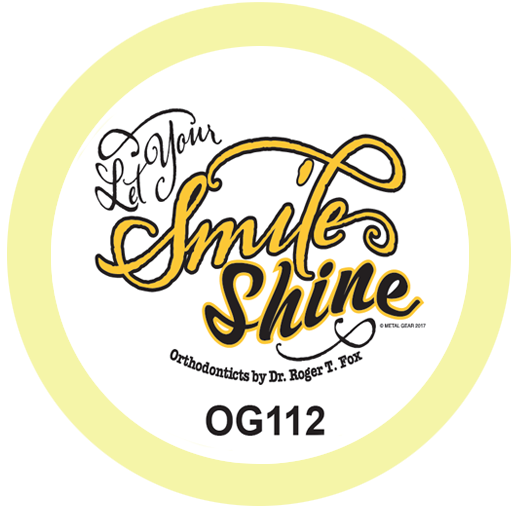 Smile Shine Orthodontist T-Shirt Design