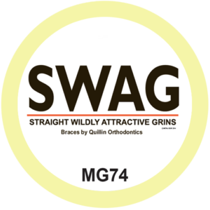 SWAG Orthodontist T-Shirt Design