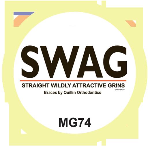 SWAG Orthodontist T-Shirt Design